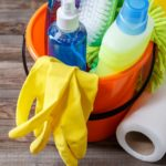 CLEANING AND JANITORIAL SUPPLY 20