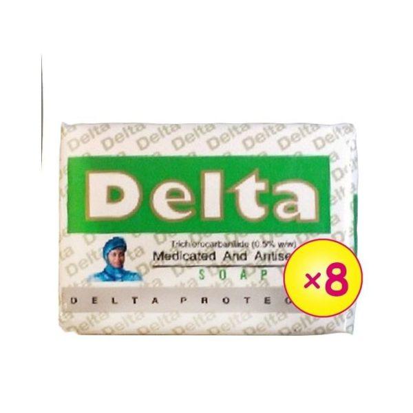 Delta Antiseptics Soap x8 1