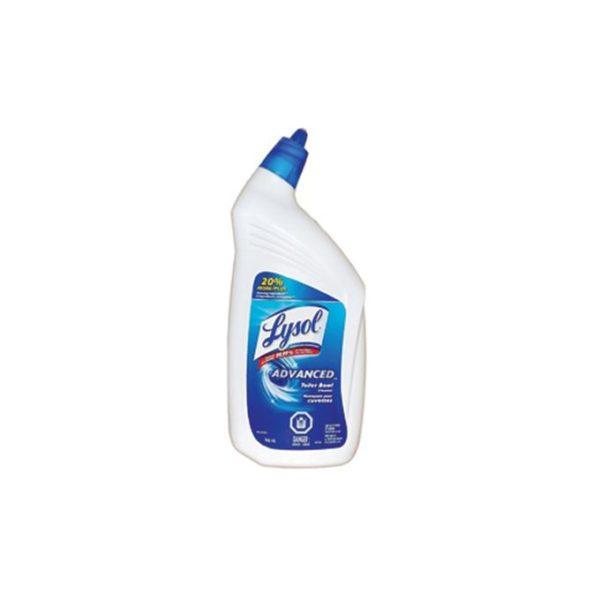 Lysol Advanced Toilet Bowl Cleaner 1
